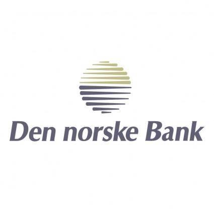 free vector Den norske bank