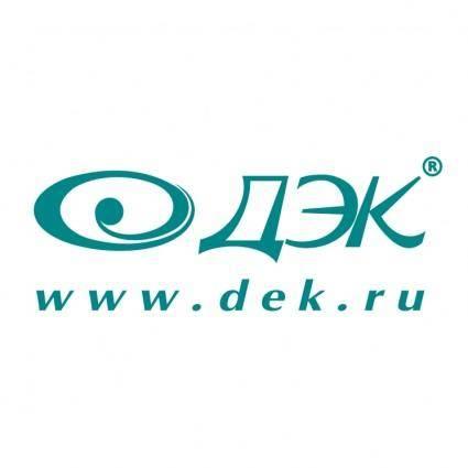 Dek corporation