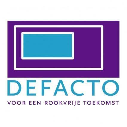 free vector Defacto