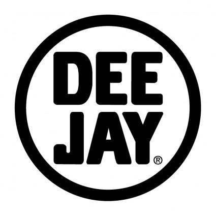 free vector Dee jay