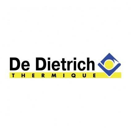 De dietrich 1