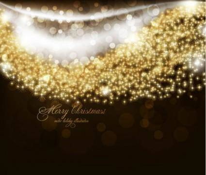 Gorgeous bright starlight effects 09 vector