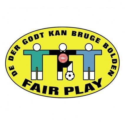 free vector Dbu fair play 0