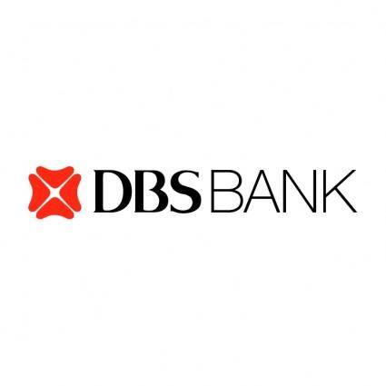 free vector Dbs bank