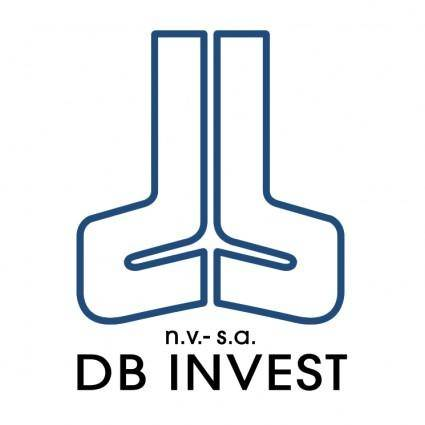 free vector Db invest