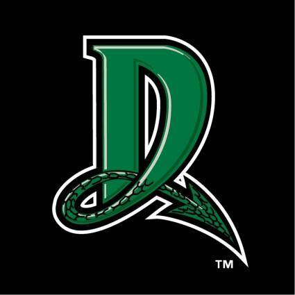 free vector Dayton dragons 1