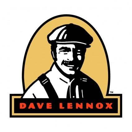 free vector Dave lennox 0