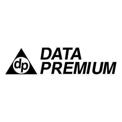 Data premium
