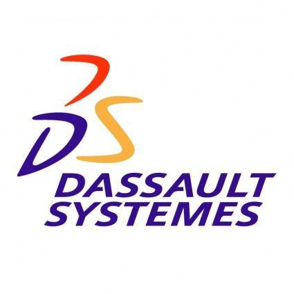 free vector Dassault systemes 0