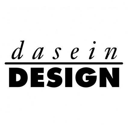 free vector Dasein design
