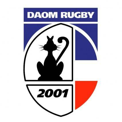 free vector Daom rugby