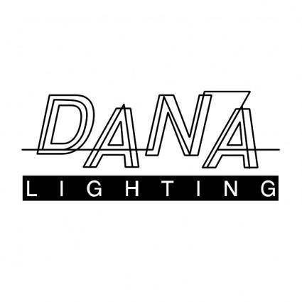 free vector Dana lighting