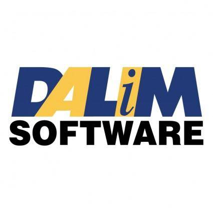 free vector Dalim software
