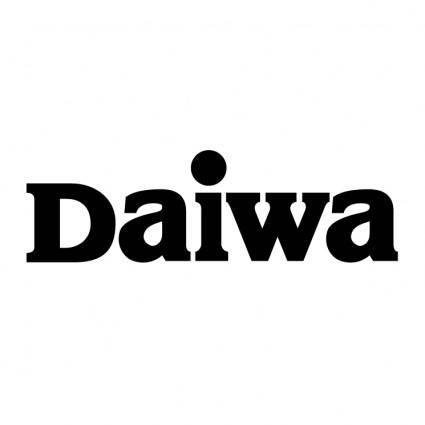 free vector Daiwa 0