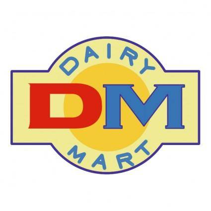 free vector Dairy mart