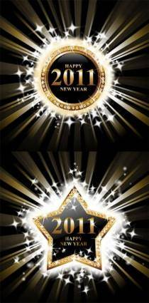 free vector 2011 light vector graphic