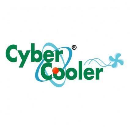free vector Cyber cooler