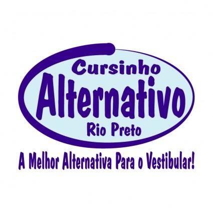 free vector Cursinho alternativo