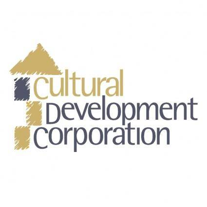 free vector Cultural development corporation