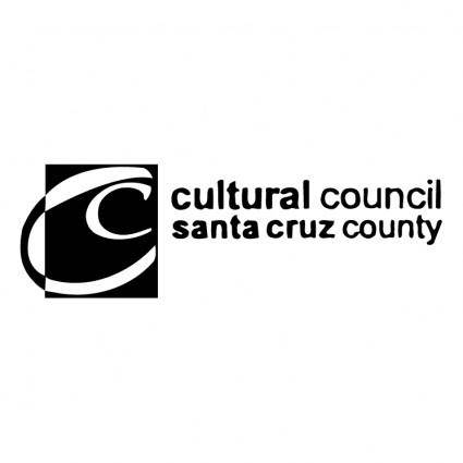 free vector Cultural council santa cruz county