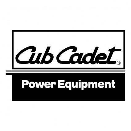 free vector Cub cadet