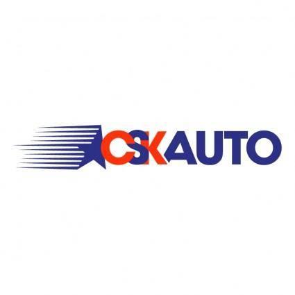 free vector Csk auto