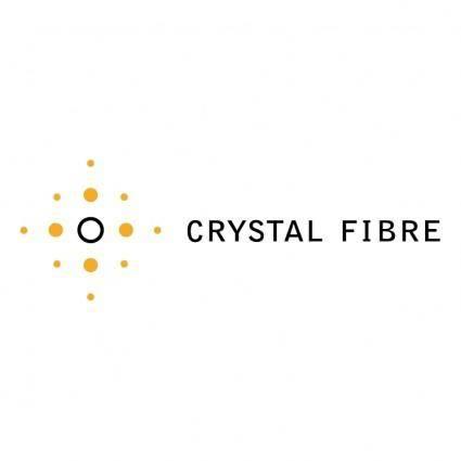 Crystal fibre