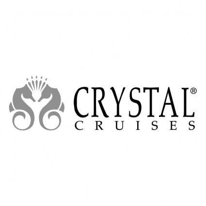 free vector Crystal cruises