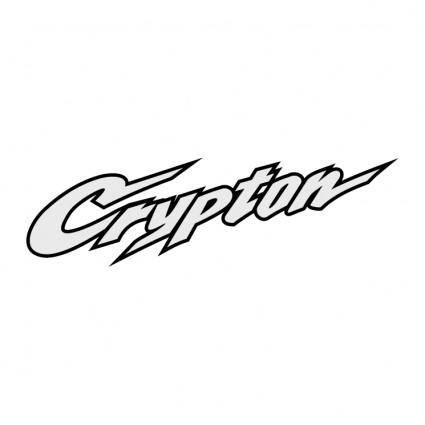 free vector Crypton