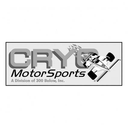 free vector Cryo motorsports