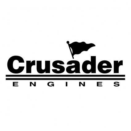 free vector Crusader engines