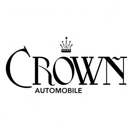 Crown automobile