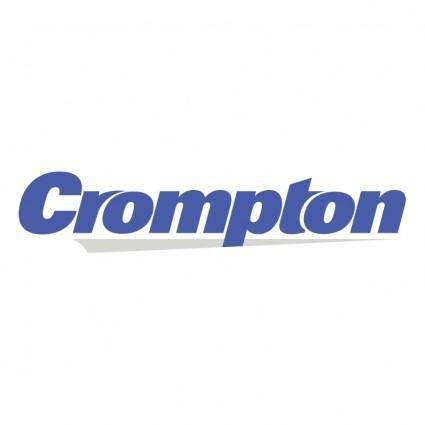 free vector Crompton