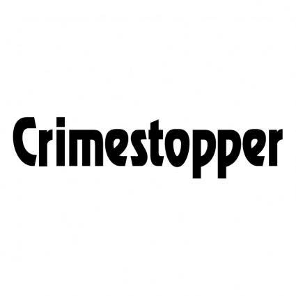 free vector Crimestopper