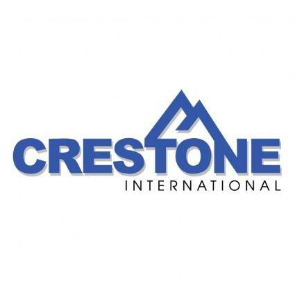 free vector Crestone international 1