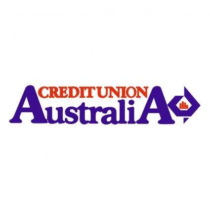 free vector Credit union australia