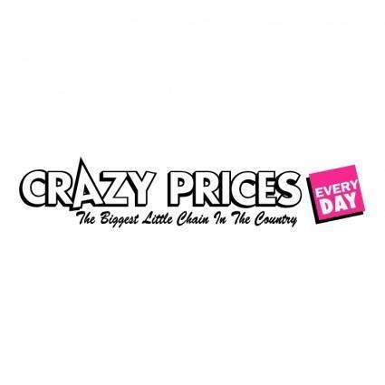 free vector Crazy prices