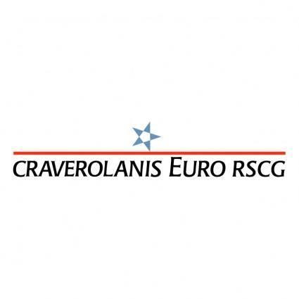Craverolanis euro rscg