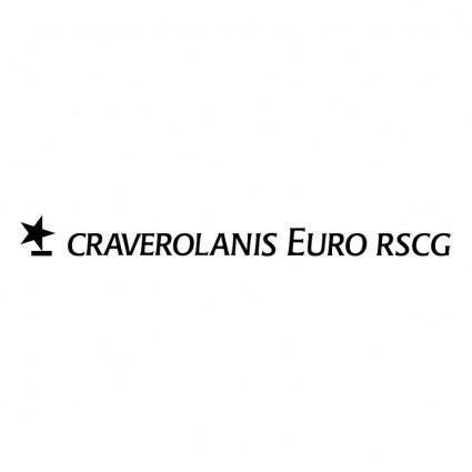 free vector Craverolanis euro rscg 0