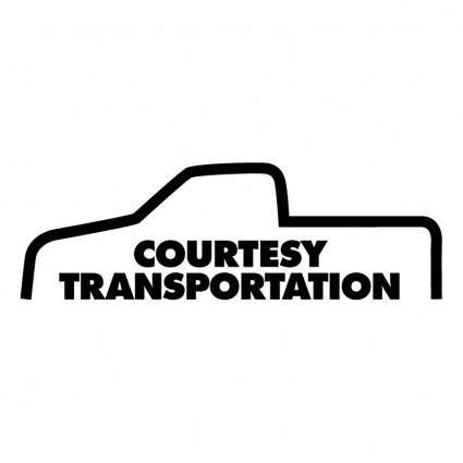 Courtesy transportation 1