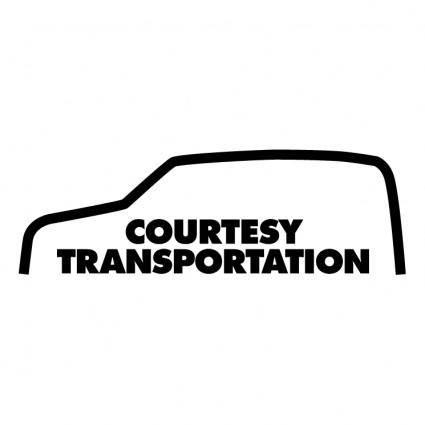 Courtesy transportation 0