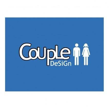 free vector Couple design