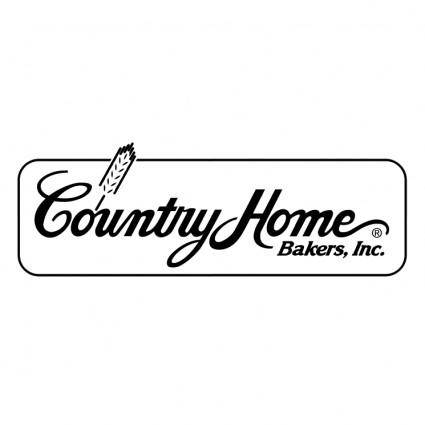 free vector Country home bakers