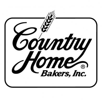 free vector Country home bakers 0