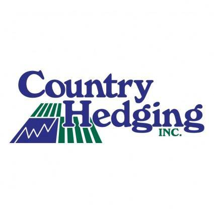 free vector Country hedging