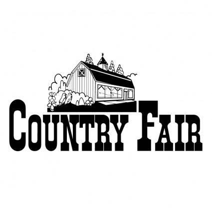 free vector Country fair