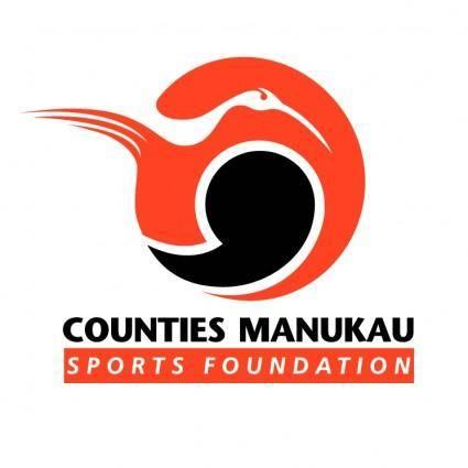 free vector Counties manukau sport foundation