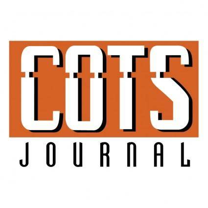 free vector Cots journal