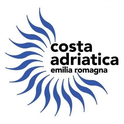 free vector Costa adriatica unione