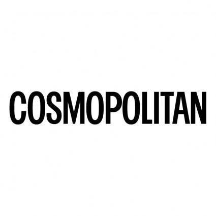 free vector Cosmopolitian